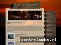 Screenshot strony www.noclegi-w-zakopanem.info