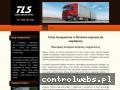 TLS transport zagraniczny