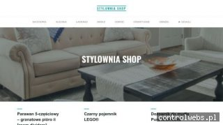 Stylownia Shop - vinatge sklep