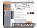 Screenshot strony www.meblewenus.pl