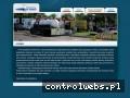 Screenshot strony mar-serwis.com