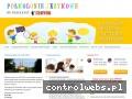 Screenshot strony www.polkolonie-wroclaw.pl