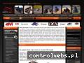 Screenshot strony www.moto-tour.com.pl
