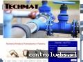 Techmat - zawory hydrauliczne