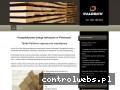 PALDREW transport drewna