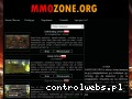 Screenshot strony mmozone.org